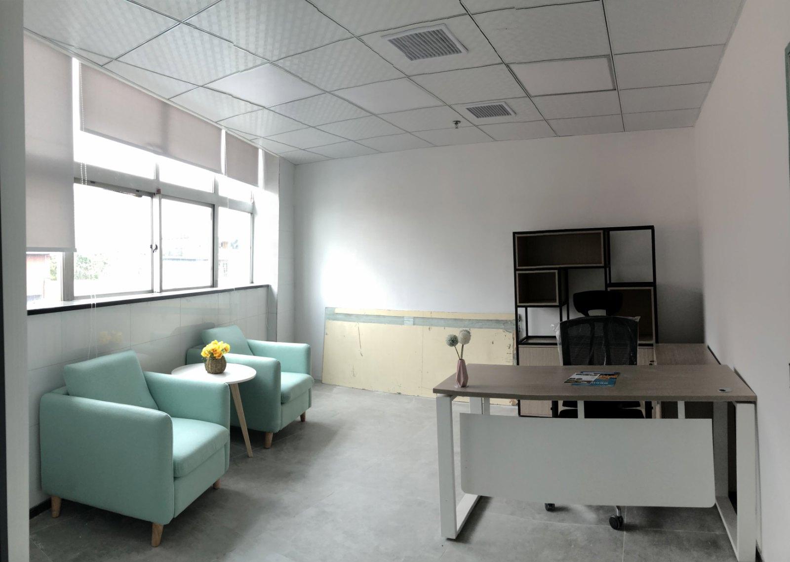 富德中心(5楼)服务式办公室