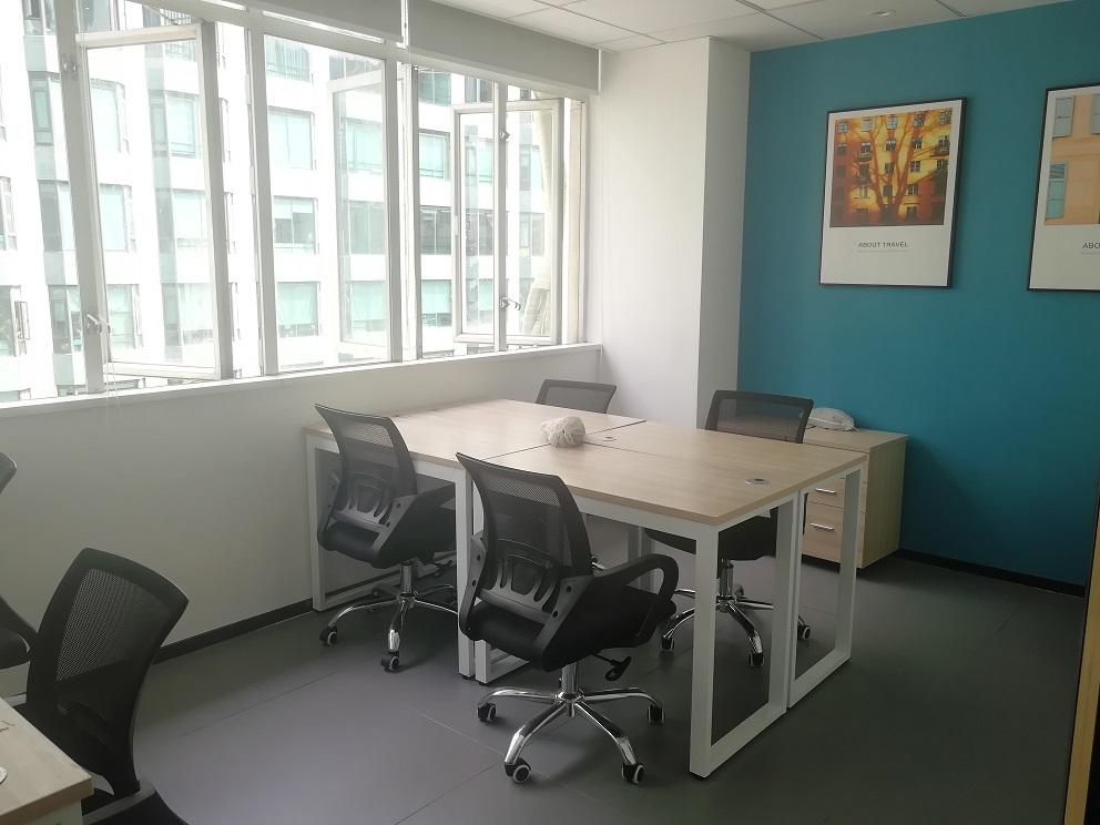 天吉大厦AB座(6B2)服务式办公室