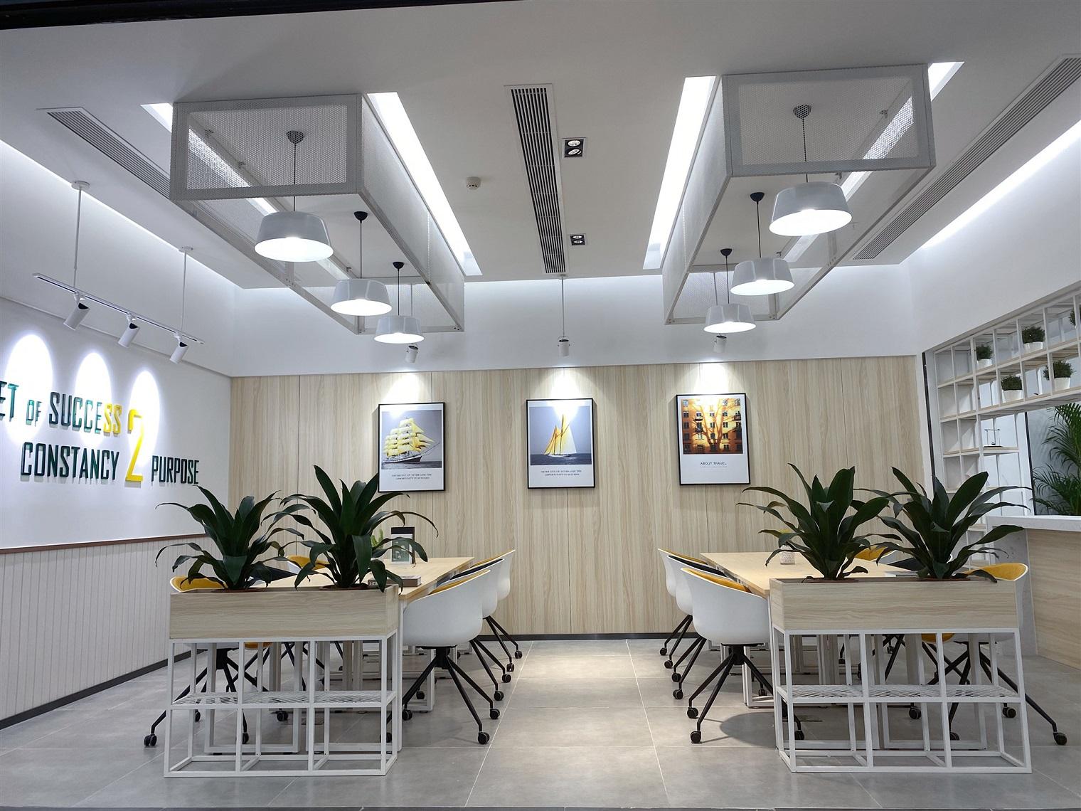 芳和购物广场(3楼)服务式办公室