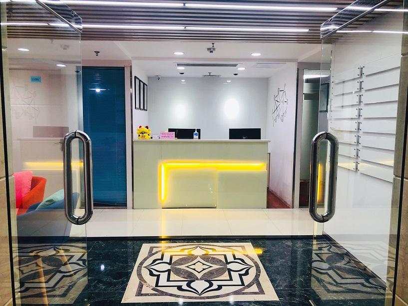国际银行大厦(11楼)服务式办公室