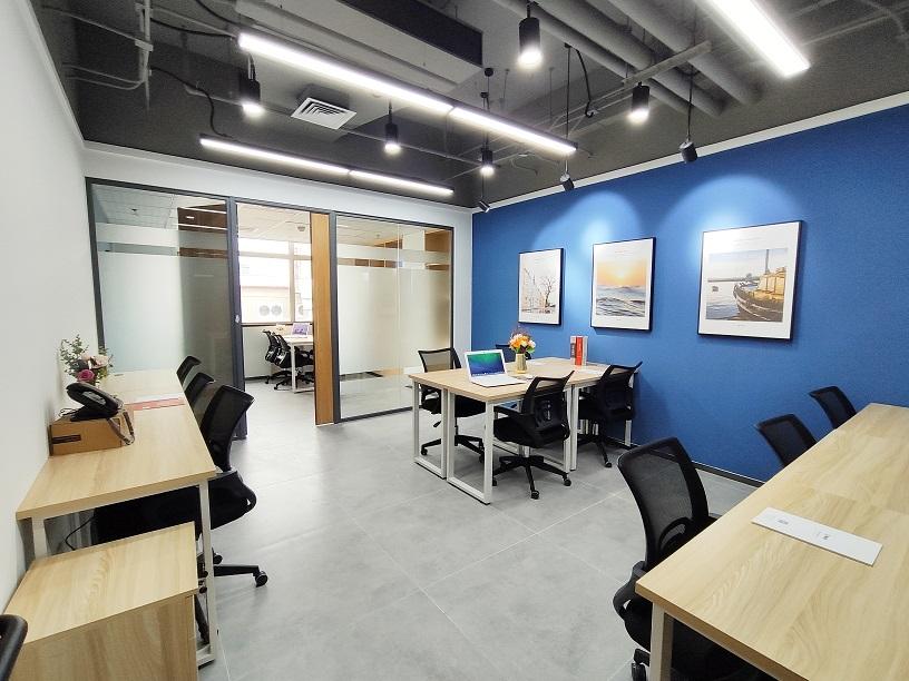 恒祥大厦(6层)服务式办公室